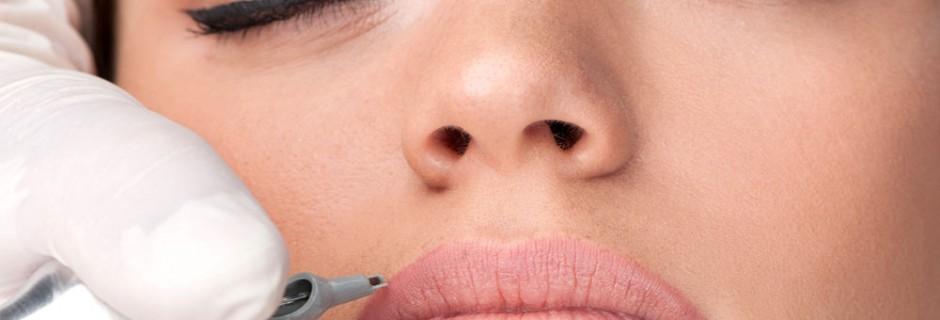 la magia del trucco permanente e della dermopigmentazione estetica