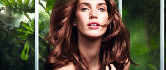 parrucchiere bio roma… botanea da l'oréal, il colore 100% naturale