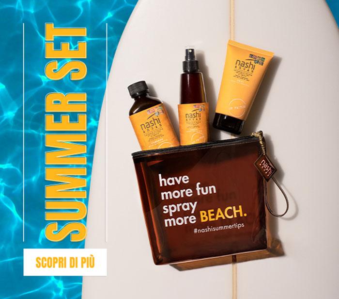 Parrucchiere & Estetica… Solari! Protezione capelli, viso ...